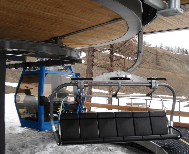 Valle brembana nuova cabinovia 12 posti foppolo for Affitti cabina della domenica