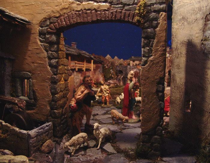 Valle Brembana • Presepi e addobbi natalizi in Valle Brembana