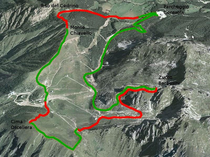 Valle brembana anello ai piani di bobbio sci alpinismo for Piani di piani di casa
