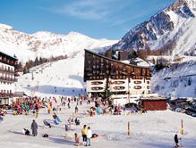 Sciare a Foppolo in Val Brembana