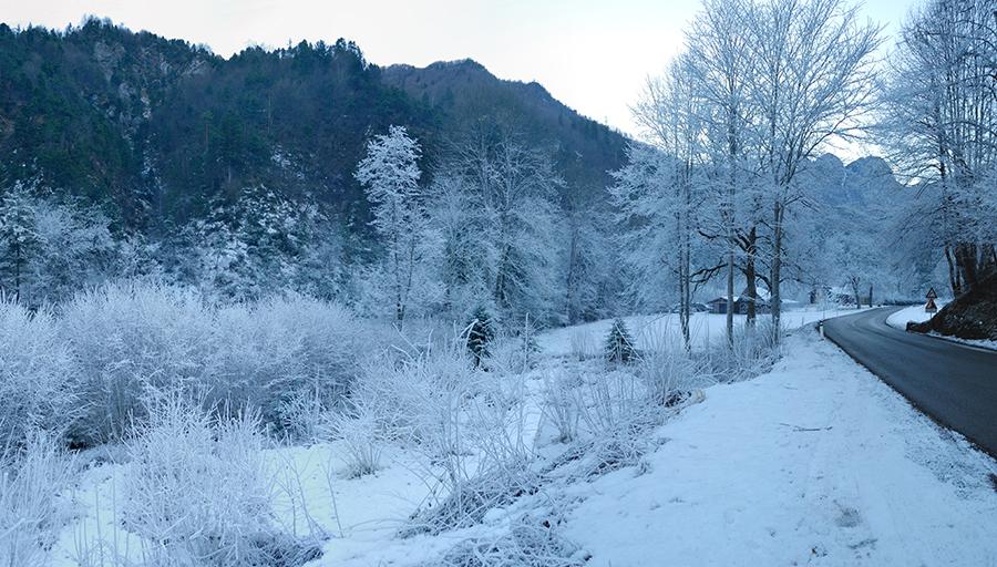 Valle brembana alla ricerca della neve perduta piani di for Piani chalet sci